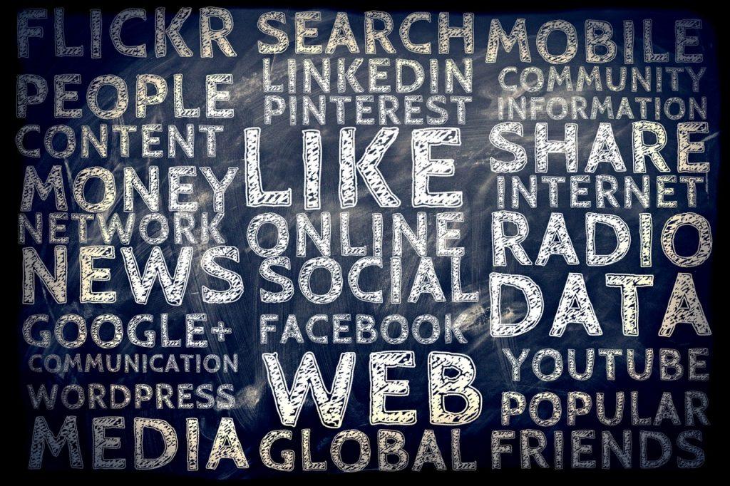 Social Media Board